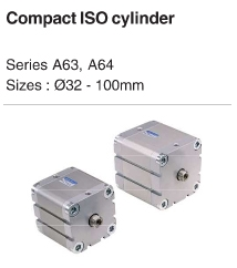 Compact ISO Cylinder