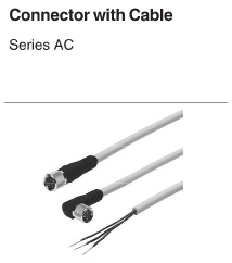 Connector with Cable